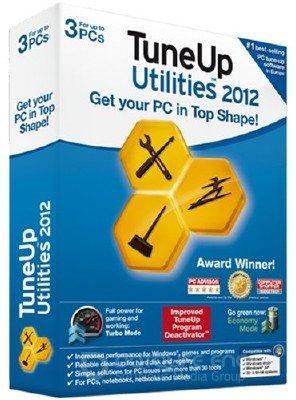 TuneUp Utilities 2012 12.0.3010.52 (Официальная русская версия!)
