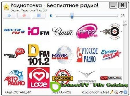 Радиоточка Плюс 3.3 Final (2012) Rus