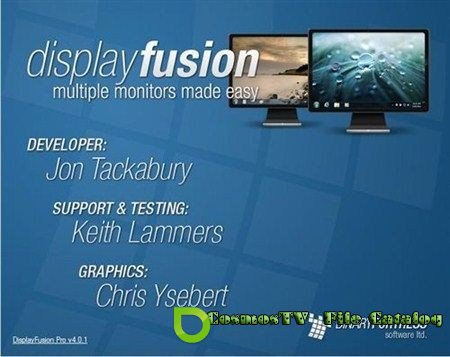 DisplayFusion Pro 4.0.1 Final (2012) Multi/Rus