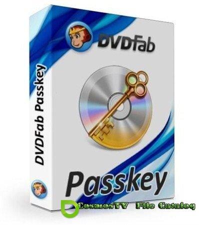DVDFab Passkey v8.0.6.4 Final (2012)