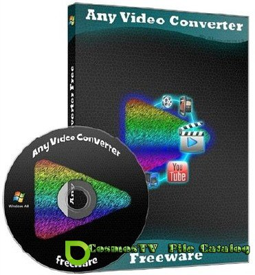 Any Video Converter FREE 3.4.2 ML/RUS