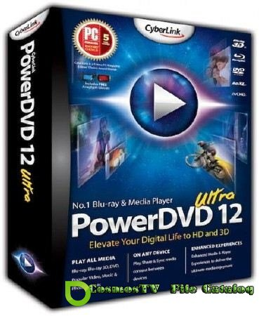 CyberLink PowerDVD Ultra 12.0.1905.56 (2012) Final RUS