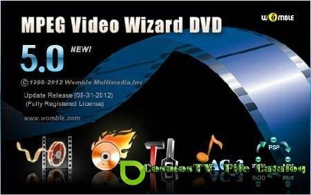 Womble MPEG Video Wizard DVD 5.0.1.105 (2012) Final