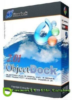 Stardock ObjectDock Plus v 2.01.743 (2012) Final