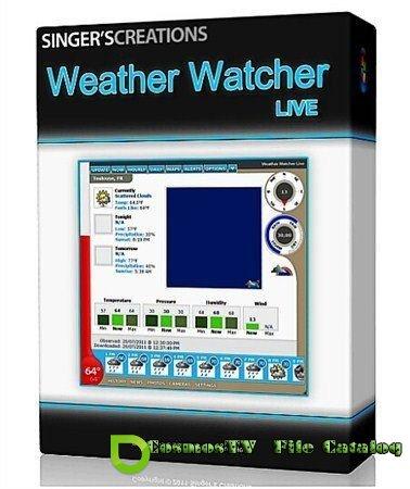 Weather Watcher Live 7.1.56 (2012)