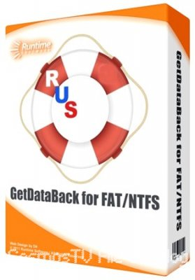 Runtime GetDataBack for NTFS & FAT 4.32 (2012)