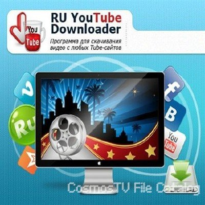 RU YouTube Downloader 1.43 Rus