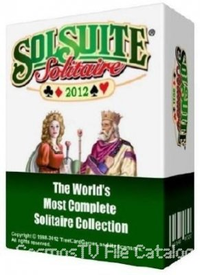 SolSuite 2012 v.12.5 with Graphics Pack v.12.5 (2012/RUS/MULTI/ENG/PC/RePack/Win All)