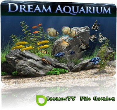 Dream aquarium screensaver repack rus eng - Dream aquarium virtual fishtank 1 ...