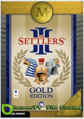 The Settlers 3. Gold Edition (2013/Rus)