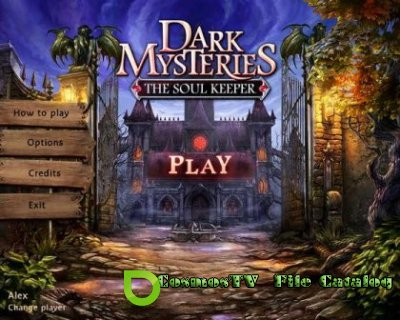 Dark Mysteries: The Soul Keeper. Collector's Edition (2013/Rus)