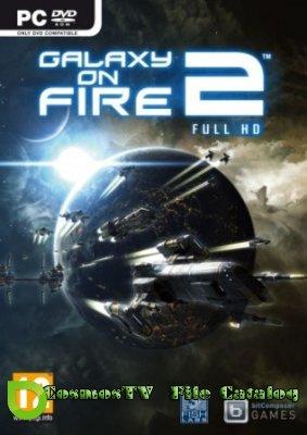 Galaxy on Fire 2 Full HD v.1.0.3 (2013/Rus/Steam-Rip от R.G. Игроманы)
