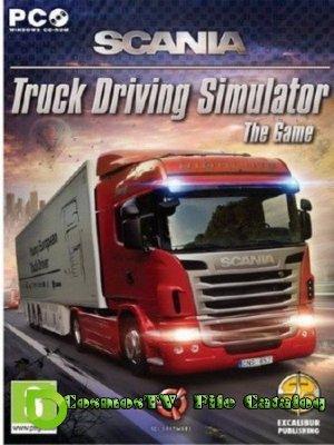 Scania Truck Driving Simulator (2013/Eng)