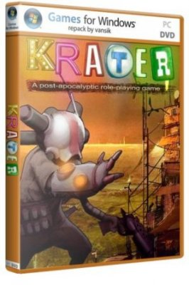 Krater. Collector's Edition (2013/Eng)