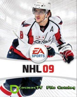 NHL 09 (2013/Rus/RePack)