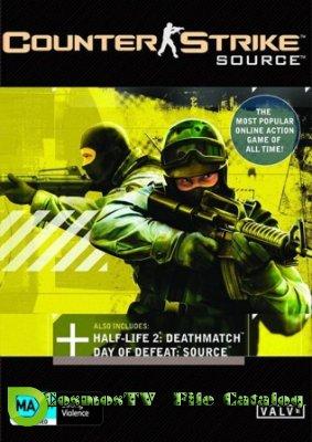 Counter-Strike: Source v.1.0.0.70 (2013/Rus)