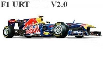F1 URT v.2.0 (2013/Rus)