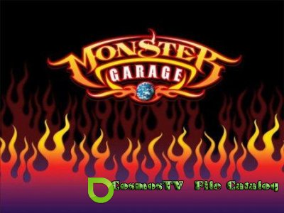 Monster Garage: The Game (2013/Rus)