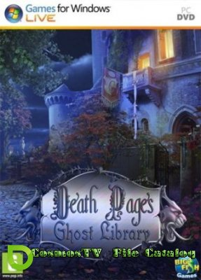 Death Pages: Ghost Library (2013/Rus)