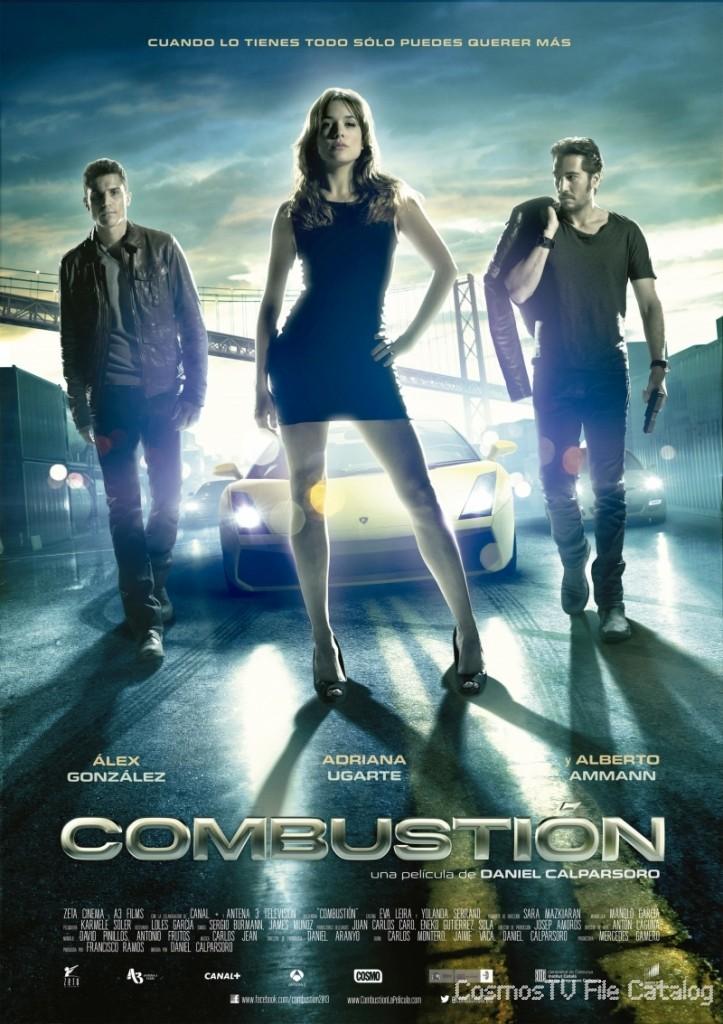 Зажигание (Combustión, 2013)