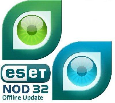 ESET NOD32 4.x3.x (x32/x64) Offline Update 9266 (январь 2014) [Multi/Ru]