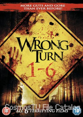 Поворот не туда: Антология (1-6) (2003) (Wrong Turn: Antology (1-6))