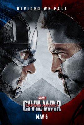 Первый мститель: Противостояние/Captain America: Civil War(2016/HDRip)