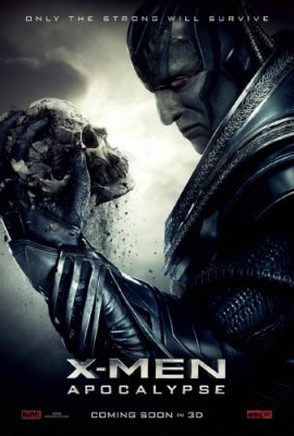 Люди Икс: Апокалипсис / X-Men: Apocalypse (2016) HDRip