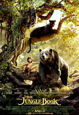 Книга джунглей / The Jungle Book (2016/2,31 Гб) HD-Rip