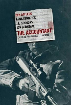 Расплата/The Accountant (2016)