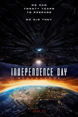 День независимости 2: Возрождение (2016) BDRip