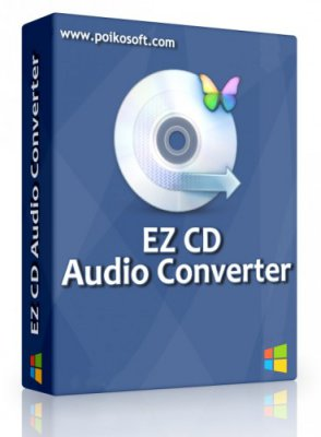 EZ CD Audio Converter 5.5.0.1 Ultimate (2017/RePack) PC