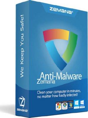 Zemana AntiMalware Free 2.72.2.234 [Multi/Rus]