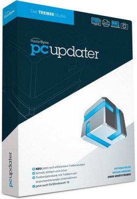 RadarSync PC Updater RePack by D!akov 4.1.0.17132 [Multi/Ru]