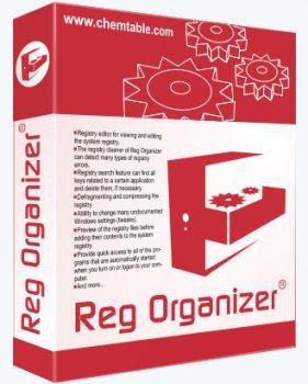 Reg Organizer 7.70 Final (2017) PC | + Portable / RePack
