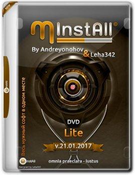 MInstAll by Andreyonohov & Leha342 Lite - v.21.01.2017 [RuS]