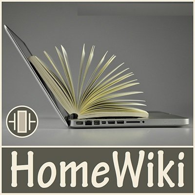 HomeWiki 1.0.2 Portable (Rus/Eng)