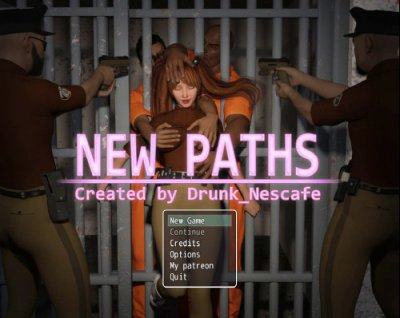 Эротическая игра New Path (2017) [v.0.08D][ENG][L]