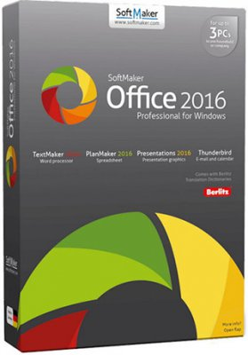 SoftMaker Office Professional 2016 rev 766.0331 RePack & portable