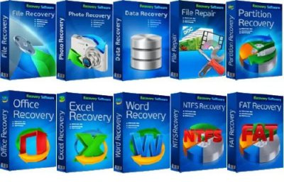 RS Recovery Software 2017 (26.03.17) Rus