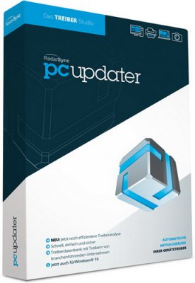 RadarSync PC Updater RePack 4.1.0.17132 (Multi / Ru)