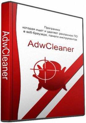 AdwCleaner 6.046 - устранение нежелательных панелей из обозревателей интернета